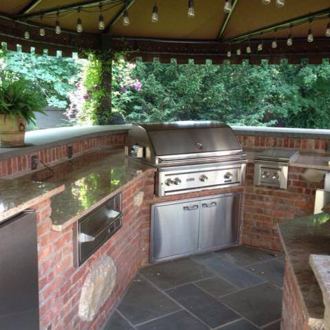 Outdoor Kitchen, Chimney & Masonry Services, Wallkill, NY